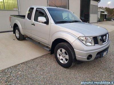 usata Nissan King Navara 2.5 dCi 2 porteCab Sport Tertenia