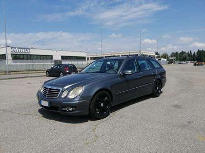 usata Mercedes E320 CDI cat S.W. EVO Avantgarde