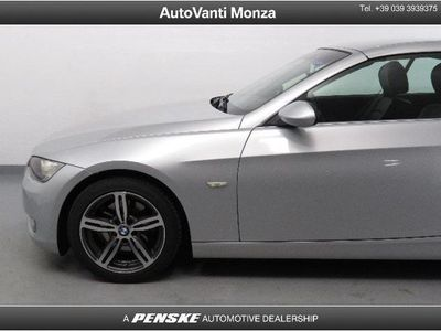 gebraucht BMW 320 Cabriolet d cat Futura