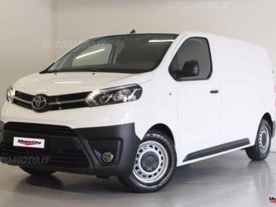używany Toyota Proace 1.6D 115CV S&S PL-TN Furgone 3p.10q Comfort nuova a Roma