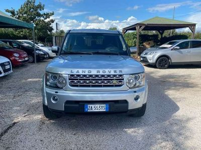 usata Land Rover Discovery 4 3.0 TDV6 HSE FULL OPTIONAL