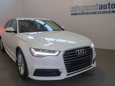 "usata Audi A6 AVANT 2.0 TDI 190 CV ULTRA S-TRONIC - FARI LED - MMI - GANCIO TRAINO - NAVIGATORE - 17"""