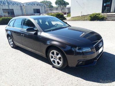 usata Audi A4 avant 2.0 tdi 120 cv euro 5 TENUTA BENE