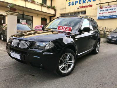 usado BMW X3 2.0 D 150 cv 4x4 interno in pelle