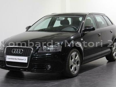 usata Audi A3 Sportback 2.0 tdi Ambition Fap