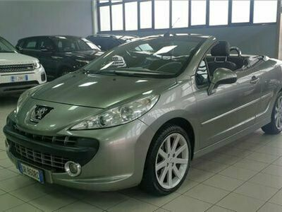 usata Peugeot 207 CC 1.6 Benzina kw 88