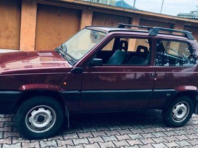 gebraucht Fiat Panda 4x4 1000 i.e. - -CLX