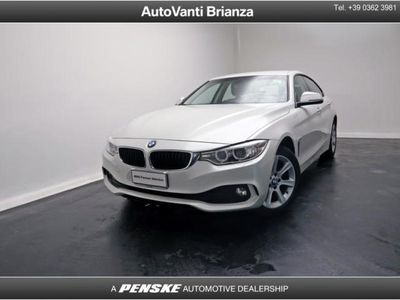 used BMW 420 Gran Coupé Serie 4 GC d xDrive Advantage