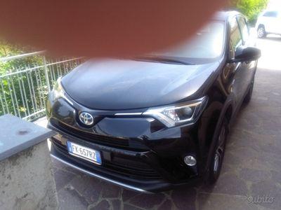 brugt Toyota RAV4 haybrd- 2017