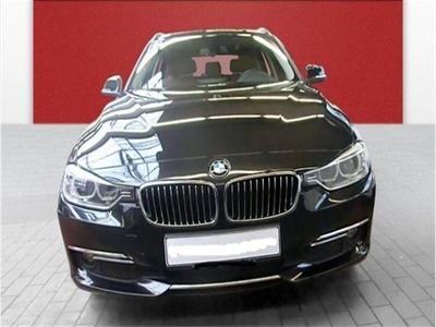 usata BMW 320 d Touring Luxury Line PERMUTE