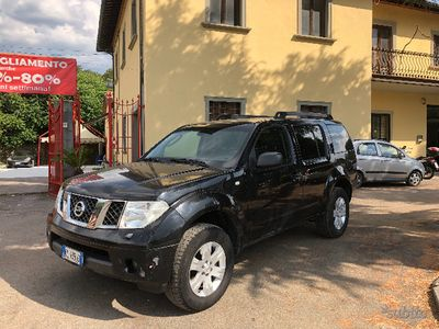 used Nissan Pathfinder 2.5 dCi XE Plus