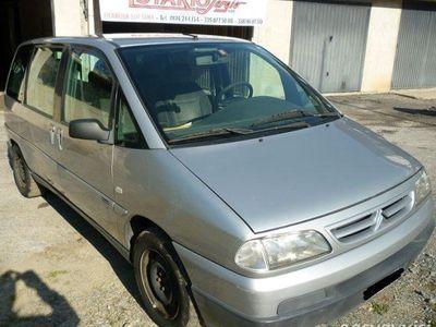 used Citroën Evasion 2.1 td 12v diesel