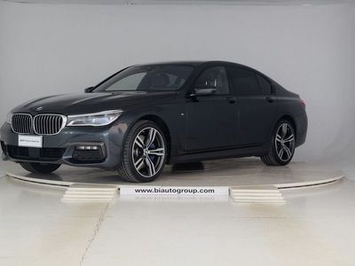 brugt BMW 750 d xDrive Eccelsa