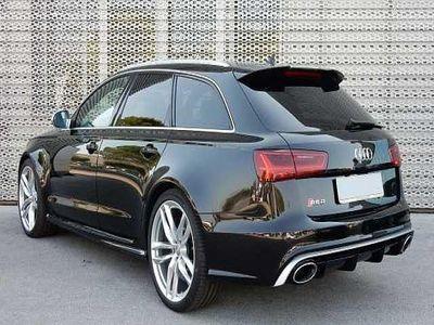 brugt Audi RS6 4.0 TFSI quattro tiptronic