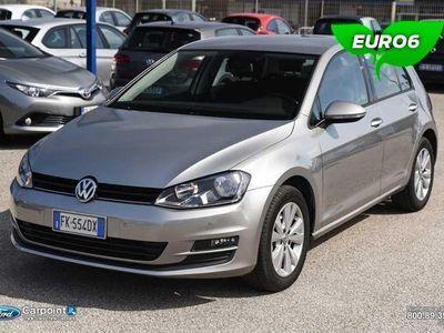 usata VW Golf 1.6 tdi Business 110cv 5p rif. 10190336