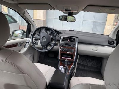 used Mercedes B200 classecdi