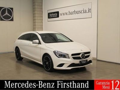 second-hand Mercedes CLA180 d S.W. Automatic Sport Night