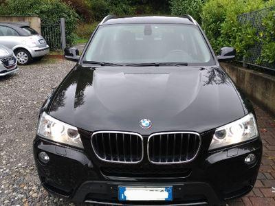 gebraucht BMW X3 2.0d xdrive futura full optional