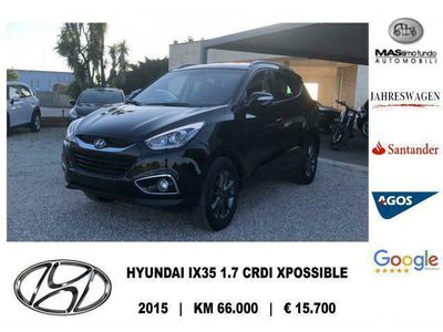 usata Hyundai ix35 iX351.7 CRDi 2WD Xpossible
