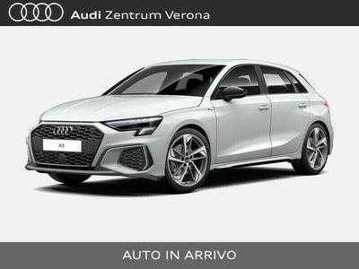 usata Audi A3 35TFSI 150CV Str S line Edition Listino: 46.419€
