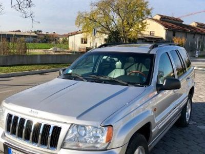 usata Jeep Grand Cherokee unico proprietario