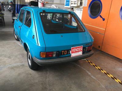 usata Fiat 127 - 1981 blu adriatico