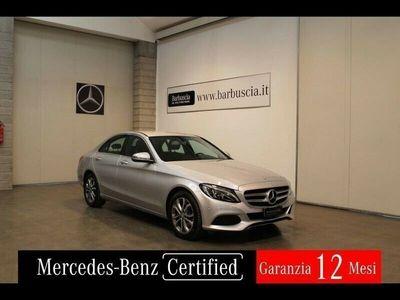 usata Mercedes C220 Classe C (W/S205)d Automatic Sport