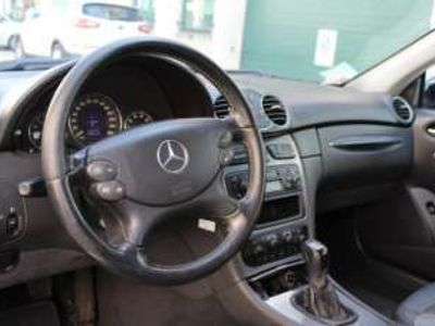 usata Mercedes CLK240 Avantgarde Pelle Cerchi 18 AMG Unicoproprietario Benzina
