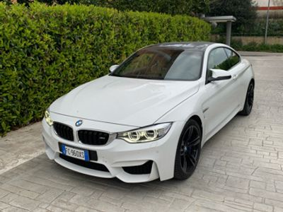 usata BMW M4 3.0 431cv dkg xeno pelle