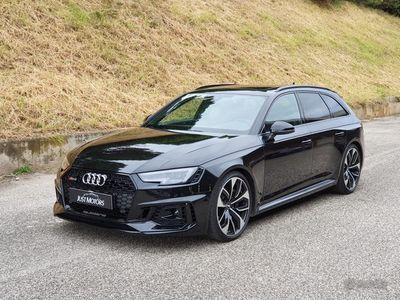 usata Audi RS4 Avant 2.9 Tsfi km 11000