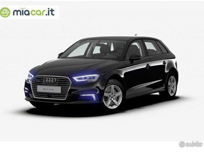 usata Audi A3 Sportback 40 e-tron S tronic