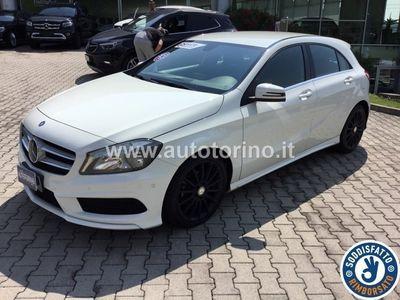 käytetty Mercedes A180 CLASSE Acdi Premium auto