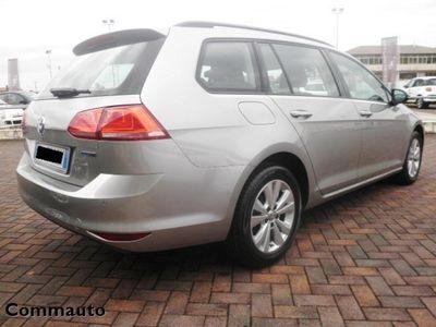 usata VW Golf Variant 1.6 TDI 110CV DSG Blue Motion Comfortline Business