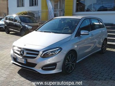 brugt Mercedes B180 d Automatic Executive