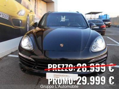 usata Porsche Cayenne II 2010 4.1 V8 tdi S tiptronic