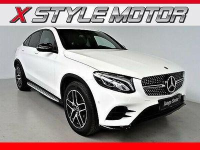 """usado Mercedes GLC250 d 4Matic Coupé AMG-Navi-19""""-Camera-led"""