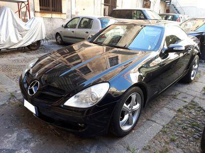 usata Mercedes SLK350 -Euro 4 -2005 -Camb Aut