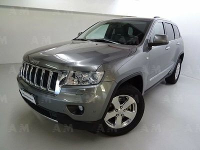 usata Jeep Grand Cherokee 3.0 CRD 241 CV Limited