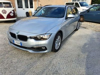 usata BMW 318 d Touring Luxury