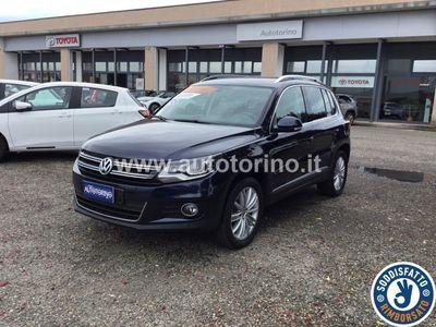 gebraucht VW Tiguan TIGUAN2.0 tdi Sport&Style 4motion 140cv dsg