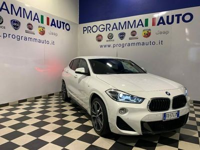 usata BMW X2 xDrive20d Msport