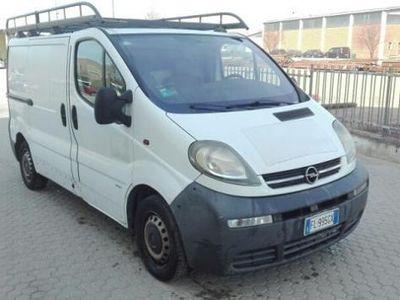 usata Opel Vivaro 27 1.9 DTI FRIZIONE RUMOROSA