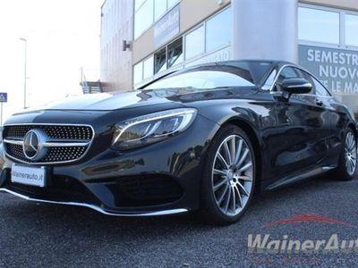 usata Mercedes S500 S SEC 500 Coupé Premium RADAR TETTO TELECAMERE