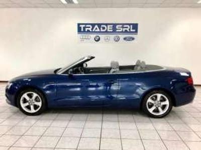 usata Audi A5 Cabriolet 3.0 TDI 204 CV multitronic Business Plus Diesel