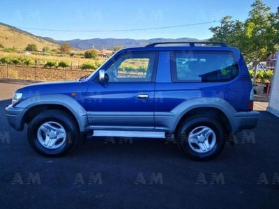 second-hand Toyota Land Cruiser 3.0 Tdi D-4D cat 3 porte KDJ90 STD