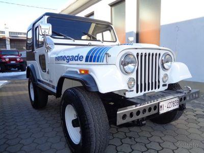 used Jeep CJ 5 2.5 - 1981