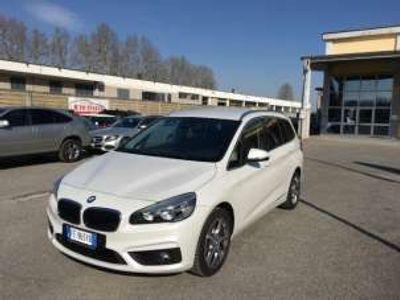 usata BMW 214 Gran Tourer d Advantage *UNICO PROPRIETA