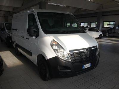 usata Opel Movano 35 2.3 Cdti 125cv Pc-tn Furgone Cambio Automatico Usato