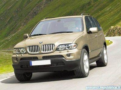 usata BMW X5 3.0d cat Eletta Messina