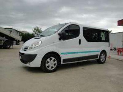 used Nissan Primastar 9 posti